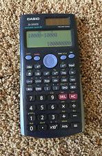 Casio FX-300ES Scientific Calculator, Blue.      #A39