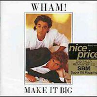 Wham! - Make It Big [New CD]