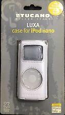 Cover Custodia Tucano Luxa in ecopelle Per Apple IPOD NANO 2 generazione