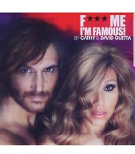 F*** Me I'm Famous ~ Cathy& David Guetta Ibiza Mix 2012 (15 Track CD)  NEW UK