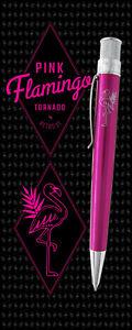 "* NEW Retro 51 Tornado Exclusive 2021 London Pen Show ""Pink Flamingo"" Pen *"