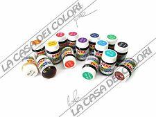 Deka-Transparent - 25 ML-Assortment 12 colours-Transparent Color for glass