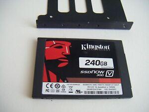 "Kingston SSDNow V300 240GB,Internal,6.35 cm (2.5"") (SV300S37A/240G) Internal SSD"