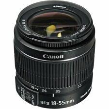 Canon EF-S 18-55mm f/3.5-5.6 is II SLR Lens (White Box)
