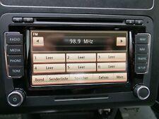 GOLF PASSAT SCIROCCO TOURAN VW RNS 510 SAT NAV DVD MP3 SD LED RADIO T5 POLO 6R