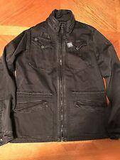 BRAND NEW G-Star Raw Grey Overshirt Jacket SZ. L