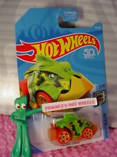 PIRANHA TERROR #114 US 50✰green/orange;pr5 red✰STREET BEASTS✰2018 Hot Wheels E