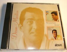 The Lush Years/Relaxin' by Dean Martin - CD, Nov-2005, Collectors' Choice -