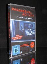 DVD PARANORMAL ACTIVITY 1 - DER SENSATIONSERFOLG AUS DEN USA *** NEU ***