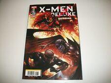 X-MEN DELUXE-N. 188-NECROSHA PARTE 2 di 9-MARVELPANINI COMICS-DICEMBRE 2010-OT!