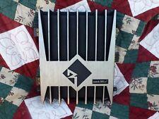Rockford Fosgate Punch 360a2 Amp Old School 2 Channel Amplifier Nice!