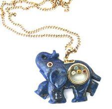 Lapis Lazuli Chain Fine Necklaces & Pendants