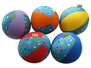 LUFTMATZ - Der ultimative Taschenball - das Original, 27 cm ø