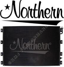 Northern 9246001 95-00 Kenworth T400 T600 with Aero Hood AC Condenser K122125