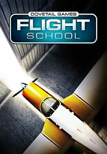 Flight School (PC) BRAND NEW SEALED