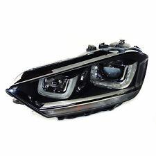 VW Golf Sportsvan Xenon Scheinwerfer links mit LED TFL + dynamischen Fernlicht