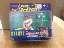 1998 Baseball STARTING LINEUP Pro Action Deluxe Mark McGwire St. Louis Cardinals