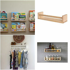 6 IKEA Bekvam Wooden Spice Rack Book Shelf Bathroom New PRIORITY SHIPPING