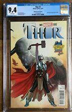 Thor #1 Midtown Comics Edition CGC 9.4 2137052015