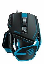 Mad Catz R.A.T. RAT TE Tournament Edition Gaming Mouse 8200 dpi for PC and Mac