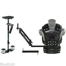 Comfort Arm Vest Flycam 5000 Steadycam Stabilization System for Camera load 5kg