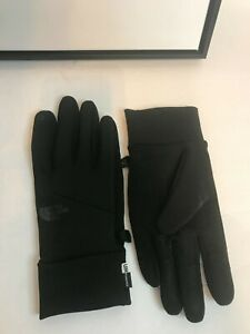 The North Face UR Powered Touchscreen Gloves Black L~UNISEX