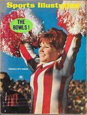 Sports Illustrated 1967 KITTY McMANUS Nebraska Cornhuskers CHEERLEADER No Label