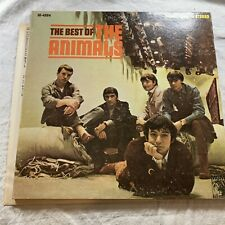 The Animals -The Best Of The Animals -1966 MGM # MGM Records #SE-4324 Vinyl LP