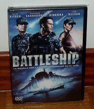 BATTLESHIP - DVD - NUEVO - PRECINTADO - ACCION - AVENTURAS - CIENCIA FICCION
