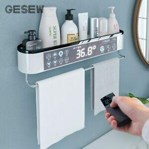 2020 new Storage In The Bathroom Wall-mounted Storage Racks Towel Bath Organizer