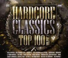 Hardcore Classics Top 100 V Various Artists Audio CD