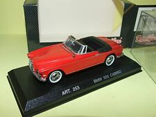 BMW 503 Cabriolet 1959 Rouge DETAILCARS 253 1:43