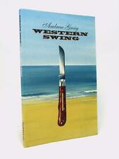 ANDREW GREIG Western Swing 1994 POETRY Signed first edition paperback