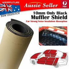 1M x 1.8M Sound Noise Insulation Thick 10mm Closed Cell Foam Auto Car Hood Door