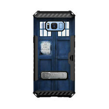 Trishield Hybrid Phone Case for Samsung Galaxy S8 Dr Who Blue Police Box