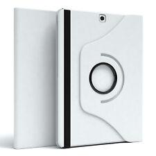 """Für Samsung Galaxy Tab S2 8.0"""" Schutz Hülle Tablet Tasche Etui 360° Grad Weiß"""