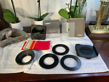 Cokin P 375 Creative Filters Bundle of accessories Lot Vintage Rare