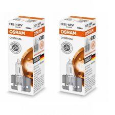 2 x Osram H2 12V 55W X511 Original Scheinwerfer Halogen Lampen 64173 2er Set