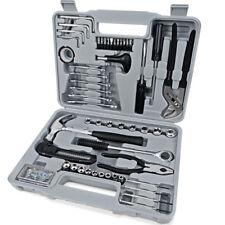 Werkzeugset 141 tlg Werkzeug Werkzeugkoffer Set Werkzeugkasten Werkzeugkiste Box