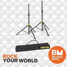Hercules SS200BB Stage Series Speaker Stands w/ Bag (Pair)