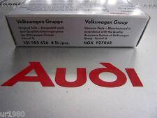 1 Satz Zündkerzen Audi A3 A1 VW Seat  101905626  original Audi VW  Zündkerzen