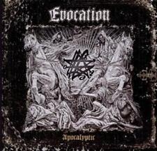 EVOCATION Apocalyptic CD - 163615