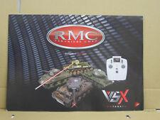 RMC Vertriebs GmbH, VS Tank-X Katalog, deutsch/englisch, 4 Seiten