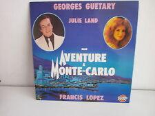 GEORGES GUETARY / JULIE LAND Aventure a Monte Carlo FRANCIS LOPEZ 67683