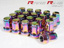 20 x Petrol Hex Wheel Nuts M12x1.5 Fits Honda Civic Sir VTI Sport SI DOHC VTEC