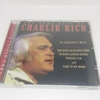 Charlie Rich the very best of Charlie Rich CD compilation album 1997 prism