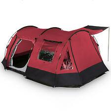 skandika Kambo 4 persone tenda campeggio familiare tunnel zanzariera nuova