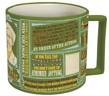 New listing New The Unemployed Philosopher's Guild Mark Twain Quote Coffee Mug