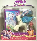 New G3 My Little Pony Star Catcher - Friendship Ball - with VHS Video Tape 2004