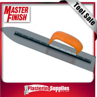 MasterFinish 405mm Concreter's Pointed Steel Trowel 191A Master Finish